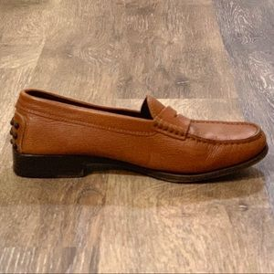 J.P. Tod's Italian Leather Loafers
